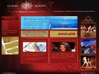www.classybeauty.eu, grožio namai, soliariumas, kirpykla, kosmetologės paslaugos, manikiūras, pedikiūras, hidromasažas