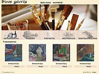 www.divosgalerija.lt - paveikslai