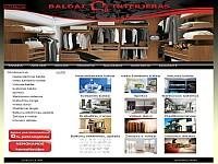 Baldu gamyba, pardavimas, interjero detalės