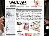 www.jusu-vestuves.lt - nemokamas žurnalas Jūsų Vestuvės