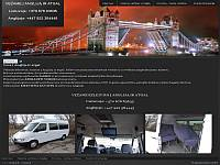 www.vezuk.lt - Veza i Anglija, keleivius, siuntas